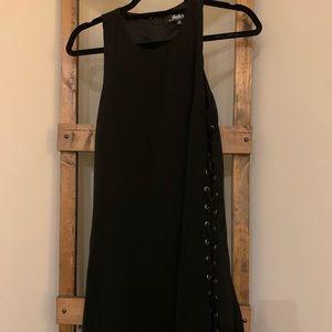 NWOT Lulu's Black Dress
